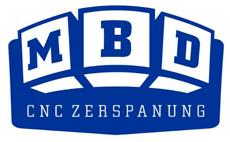 MBD CNC-Zerspanung Inh. Sergej Dirksen - Logo